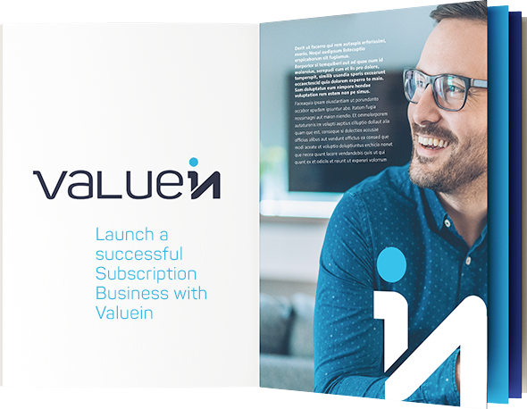 Launch a successful Subscription Business with Valuein